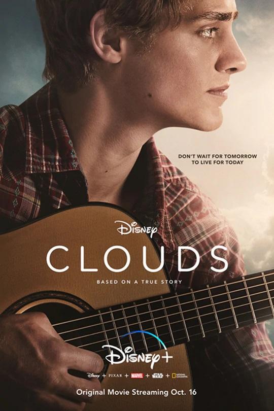 clouds poster disney+