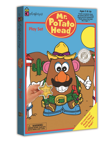 colorforms mr potato head
