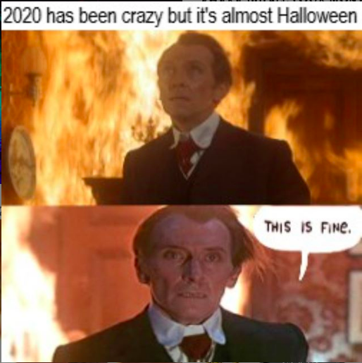 A Collection Of The Best Halloween Memes Some Specific To 2020