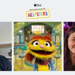 Apple TV+'s Helpsters Interview (& Halloween Activity!)