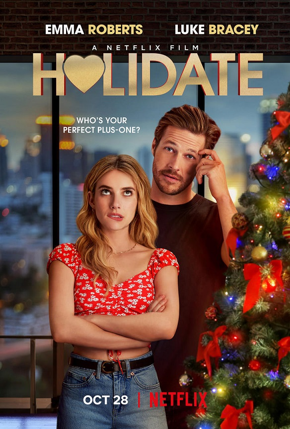 The Funniest & Dirtiest Quotes From Holidate on Netflix