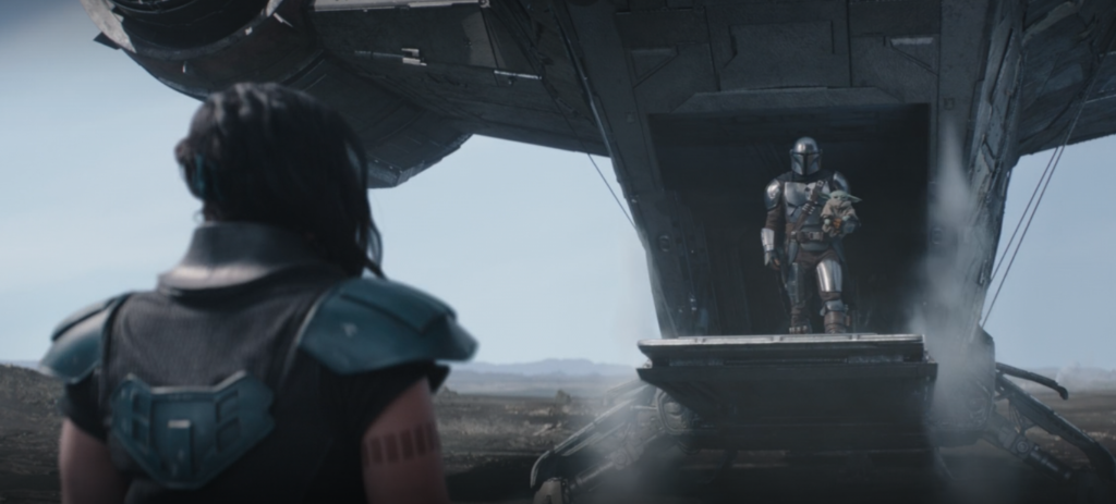 the mandalorian season 2 episode 4