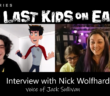 nick wolfhard the last kids on earth interview
