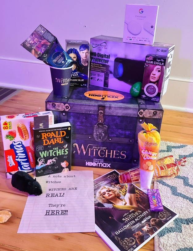the witches gift box giveaway