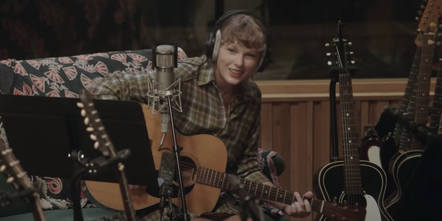 taylor swift folklore the long pong studio sessions