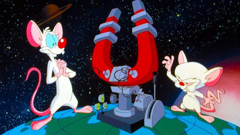 pinky and the brain 2020