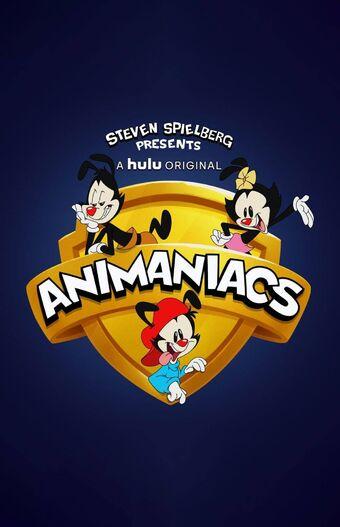 animaniacs poster