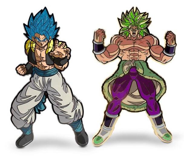 Dragon Ball Super: Broly - XL Gogeta/Broly FiGPiNs