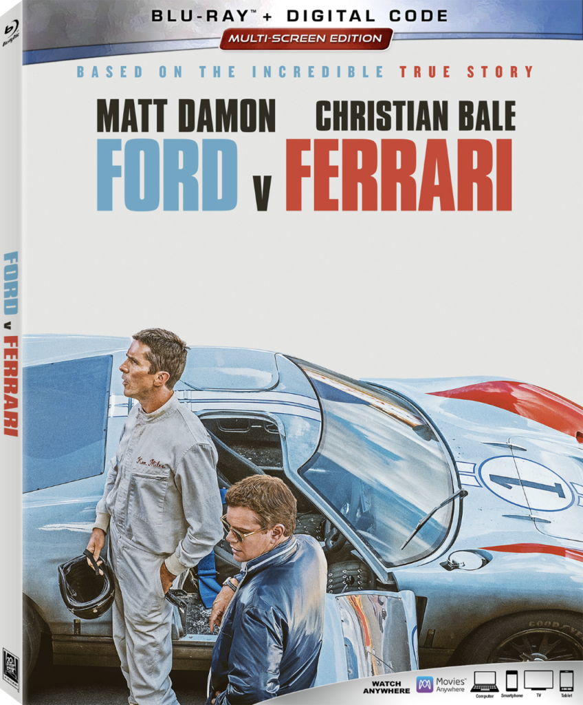 Ford v Ferrari Blu-ray™