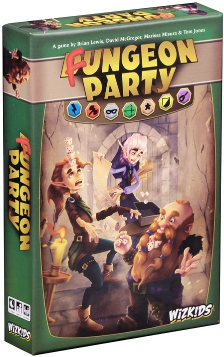 fungeon party game