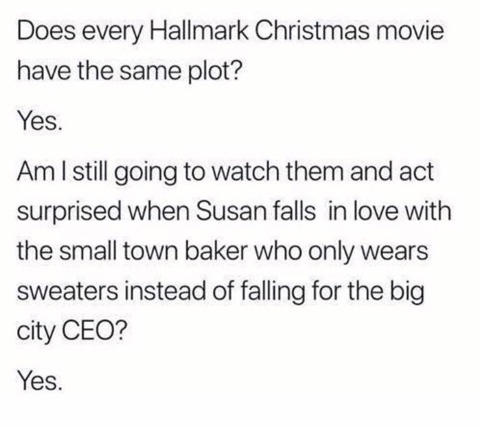 hallmark channel meme