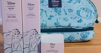 the little mermaid h20+ collection