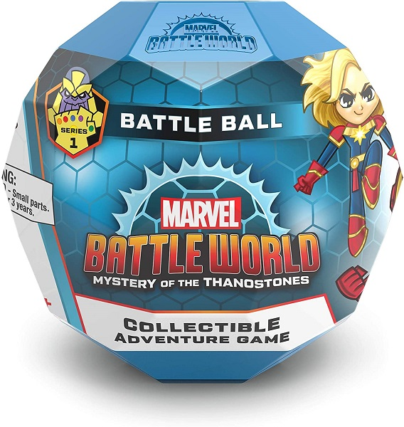 marvel battleworld battle ball