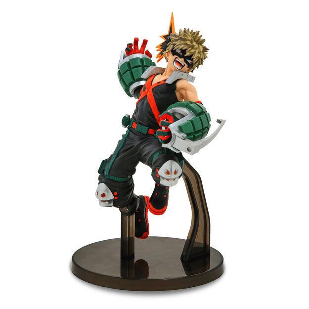 My Hero Academia Katsuki Bakugo Age of Heroes Figure