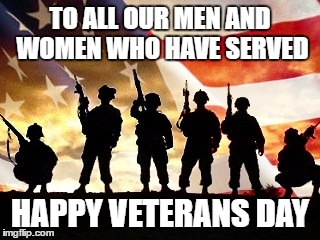 The Best Most Touching Veteran S Day Memes