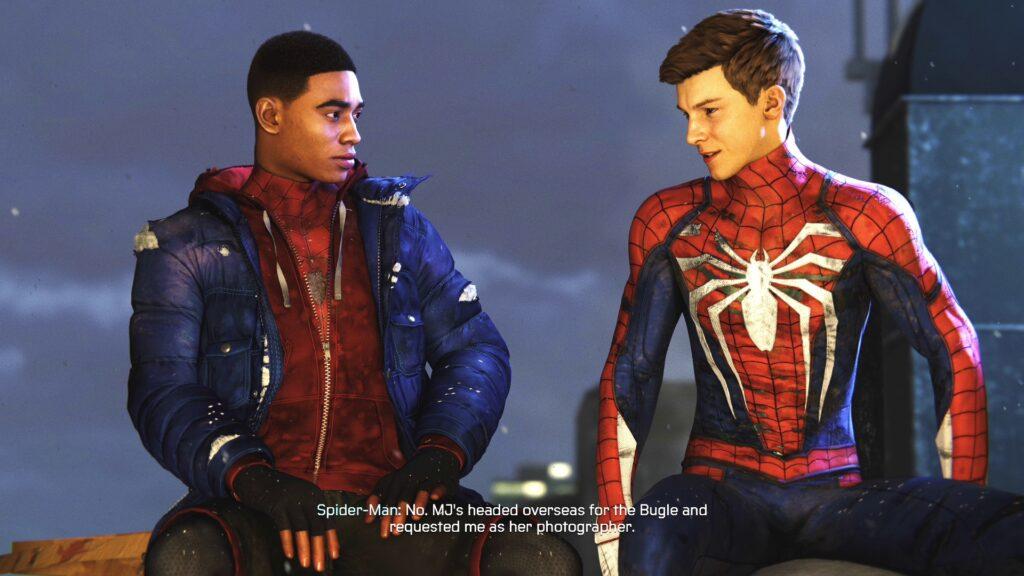 spider-man miles morales video game