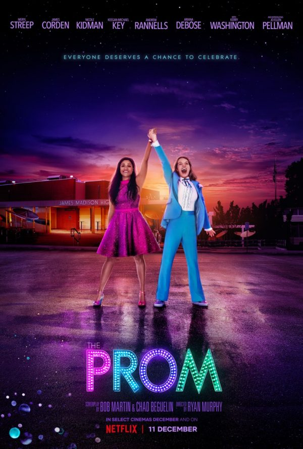 the prom poster netflix