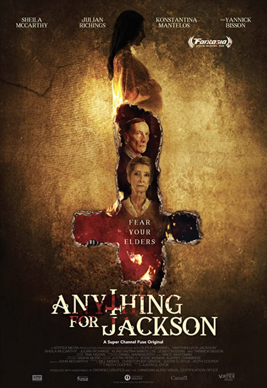 anything for jackson poster