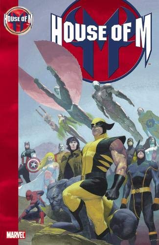 house of m comic book