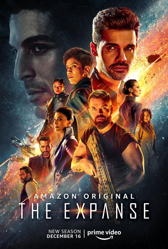 the expanse season 5 poster