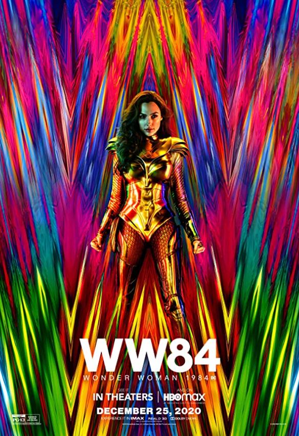 WW84 poster
