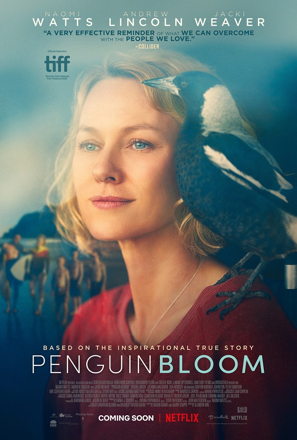 Penguin Bloom movie poster