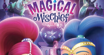 shimmer and shine magical mischief