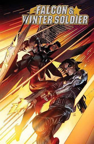 falcon and the winter soldier vol 1 comic