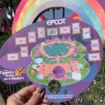 2021 Festival of the Arts Scavenger Hunt: All Figment Paintings Locations
