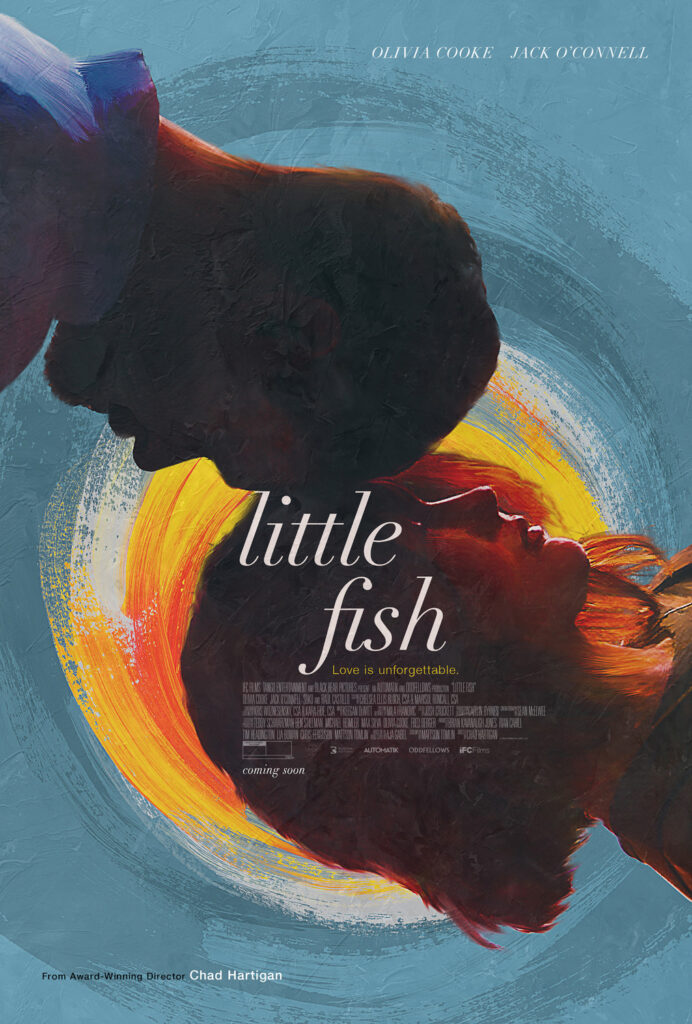 little fish movie poster
