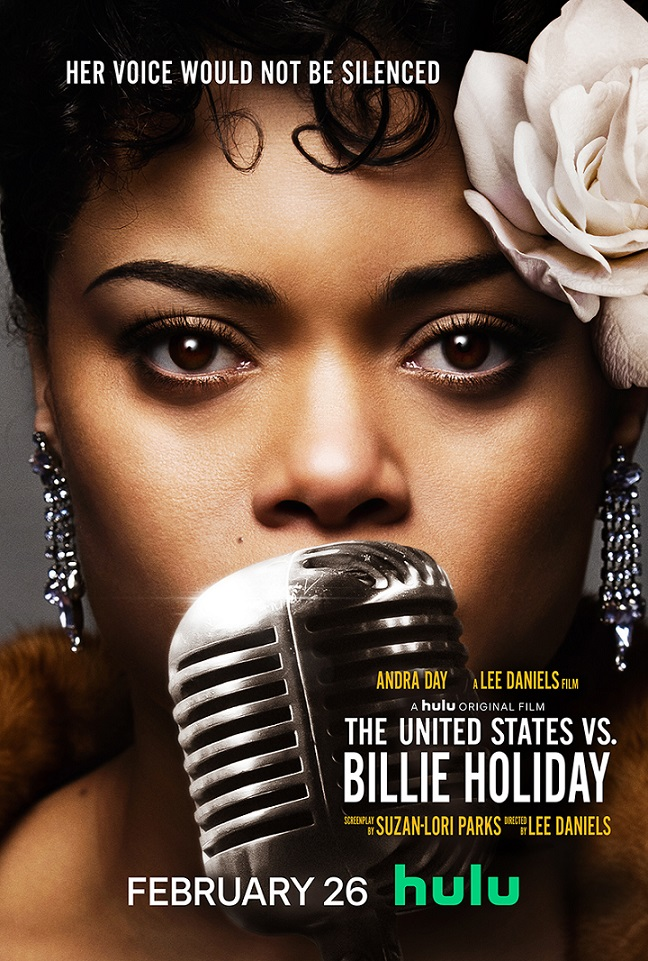 the united states vs billie holiday movie poster