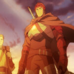 DOTA: Dragon's Blood Review: A Captivating Netflix Anime