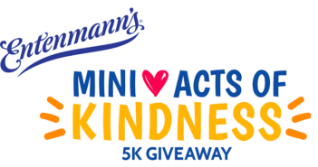 Mini Acts of kindness giveaway