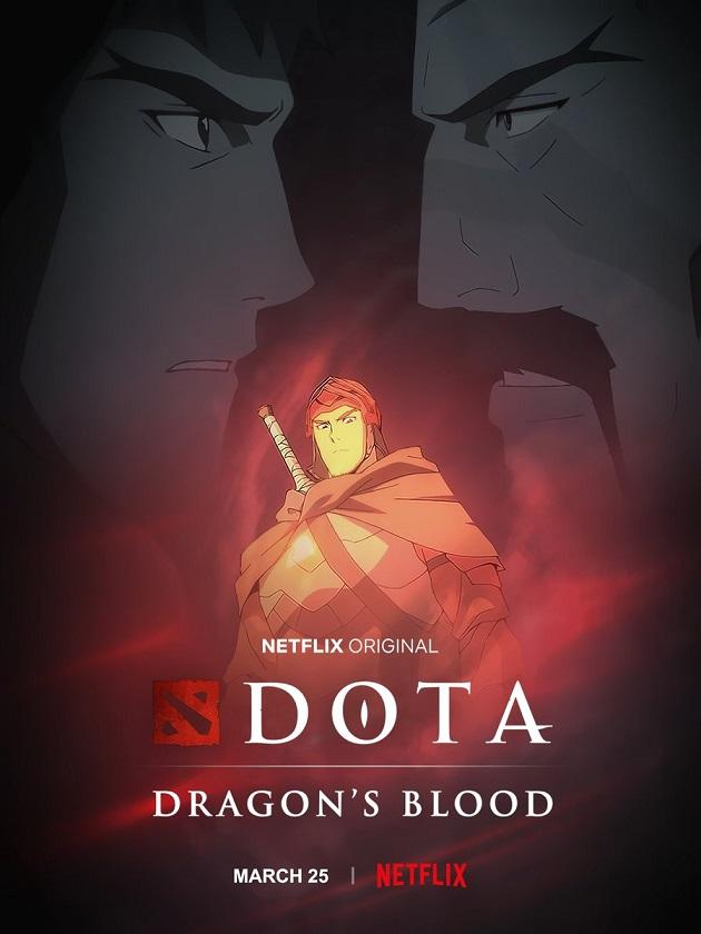 dota dragons blood poster