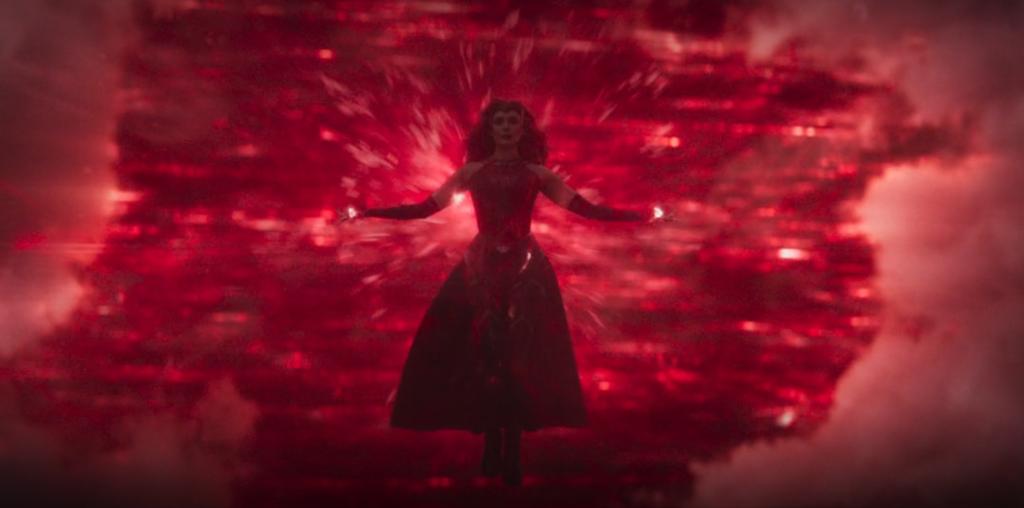 scarlet witch wandavision