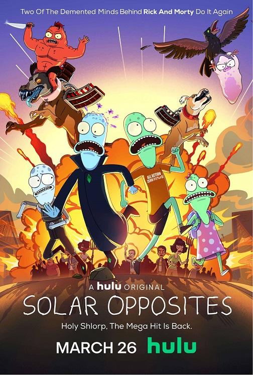 solar opposites s2