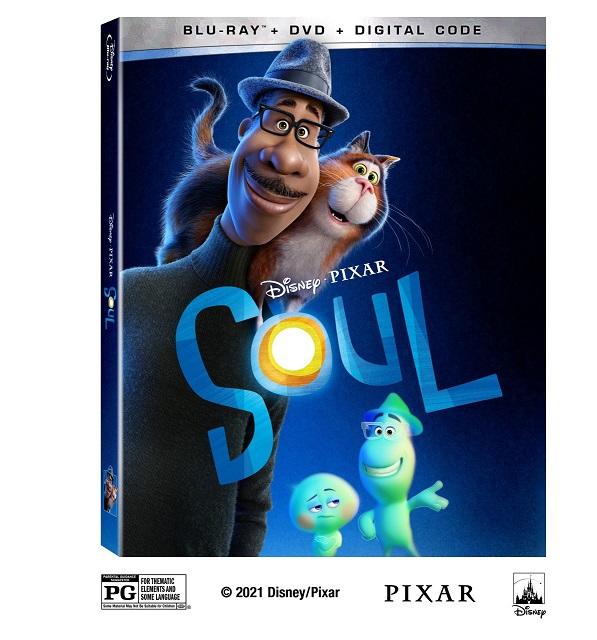 soul blu-ray
