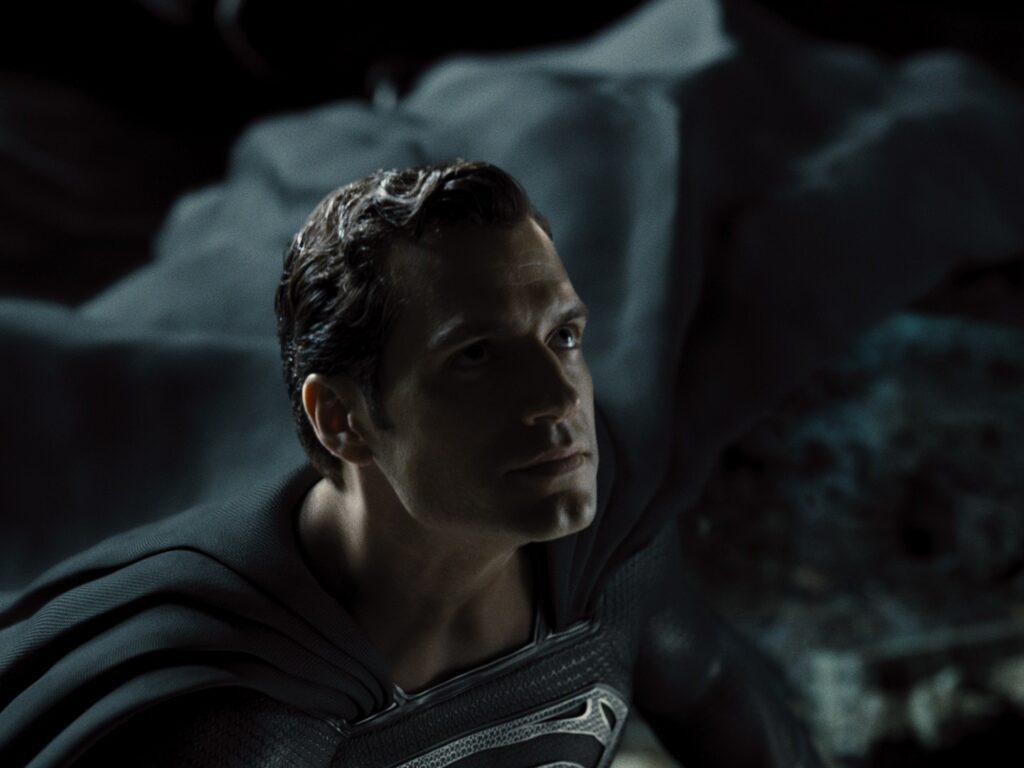 zack snyders justice league superman