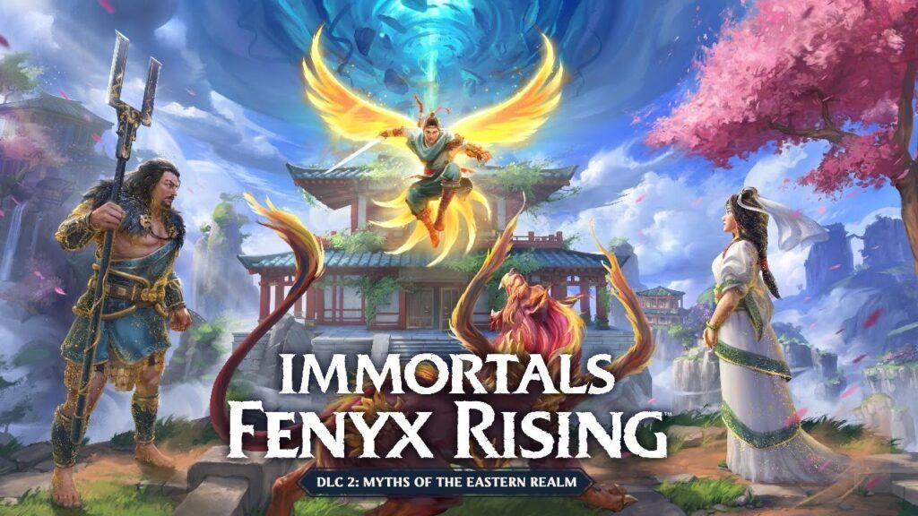 immortals fenyx rising dlc 2