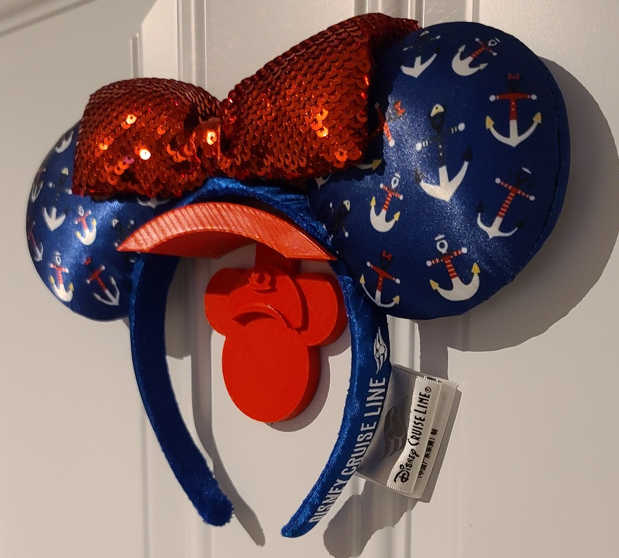 Magnetic Disney ear Holders