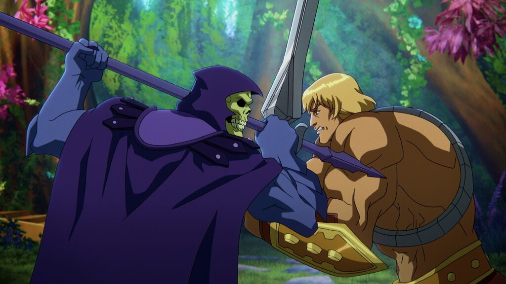 masters of the universe revelations first look images