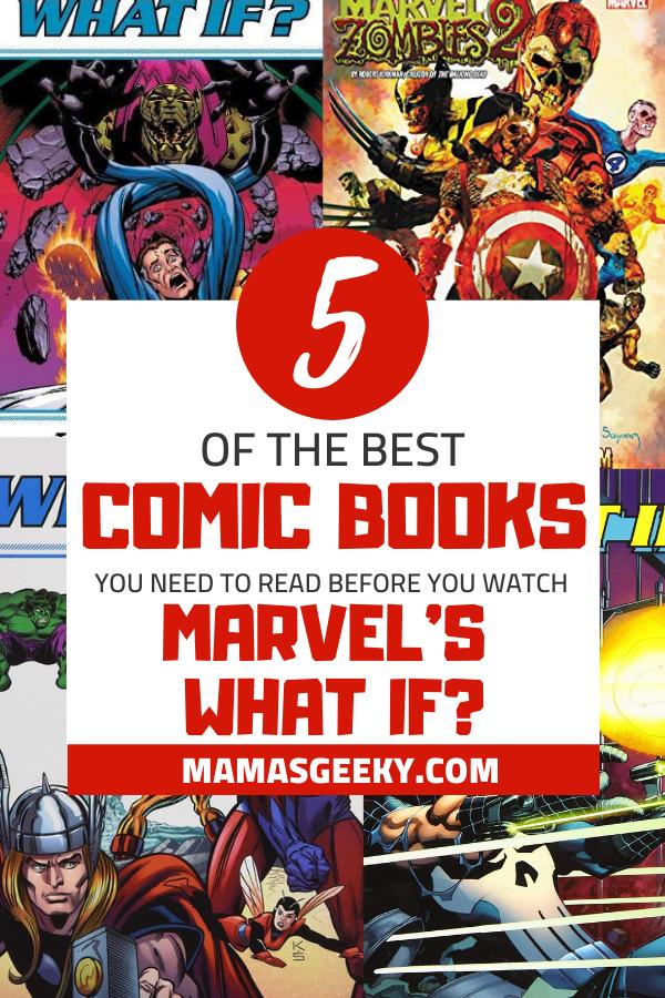 marvels what if comics