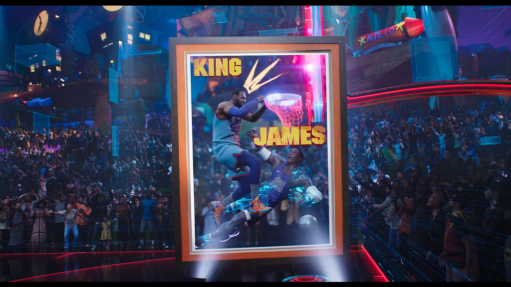 space jam a new legacy trading card