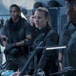 INTERVIEW: The Tomorrow War Cast Including Chris Pratt & Yvonne Strahovski