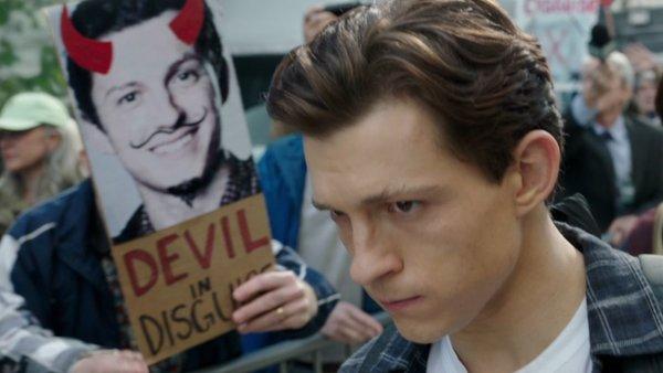 devil in disguise spider-man trailer