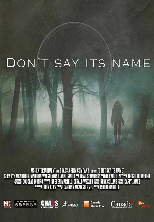 dont say its name poster