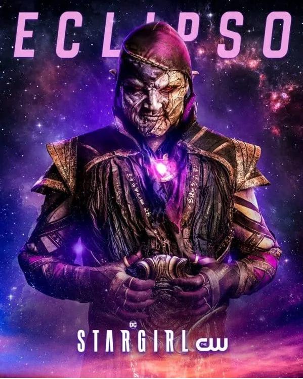 stargirl season 2 eclipso