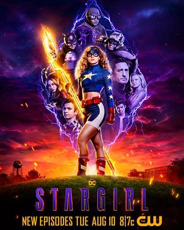 dc's stargirl season 2 poster