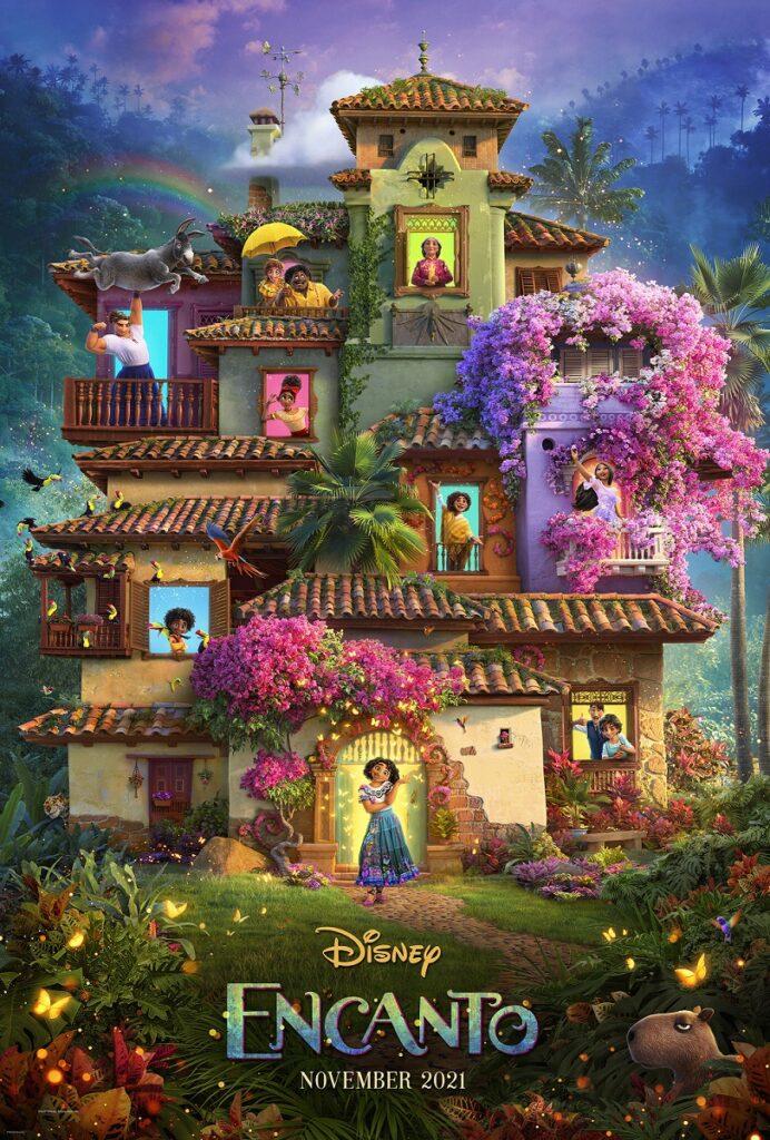 encanto casa madrigal