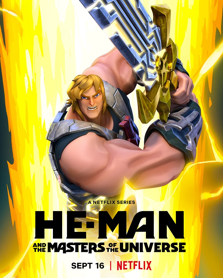 He-Man and the Masters of the Universe season 1 poster